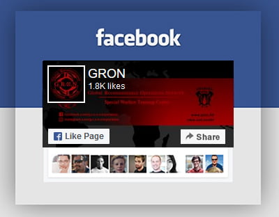 GRON Facebook
